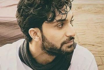 Ahad Raza Mir in Aangan as Jameel: the Quintessential Conflicted Desi Man