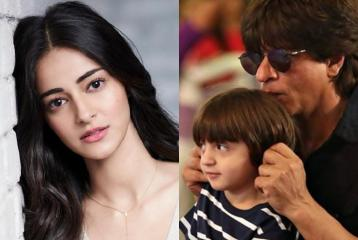 Ananya Pandey's Goofy Video With AbRam Khan Will Make You Smile
