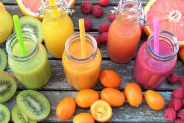 Fruit Smoothies for the Diet Conscious