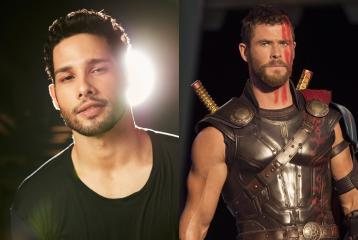Siddhant Chaturvedi Aka Gully Boy's MC Sher Will Meet Hollywood Star Chris Hemsworth
