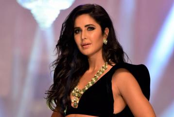 Katrina Kaif Slays in All Black for Latest Airport Look
