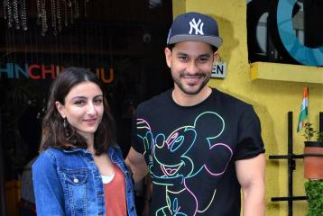 Soha Ali Khan and Kunal Kemmu To Work Together After Ten Years