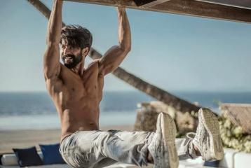 Shahid Kapoor's Fitness Lessons Through the Years