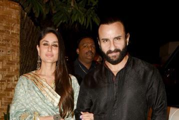 Kareena Kapoor, Saif Ali Khan Make Stylish Statement as They Jet Off For New Year Celebrations