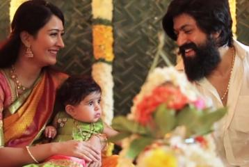 Yash Confirms: 'Yes It's A Baby Boy'