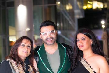 Varoin Marwah's Collection At Fashion Forward Dubai