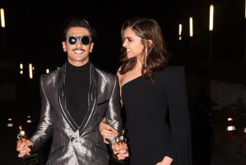Ranveer Singh Feels Deepika Padukone is the Reason for All His Awards