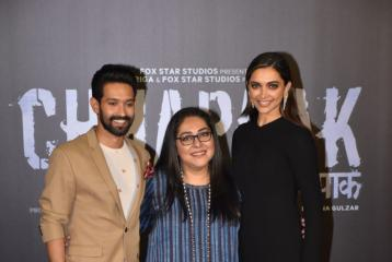 """Meghna Gulzar on Making Chhapaak: """"There Were Certain Days When I Would Tear Up"""""""