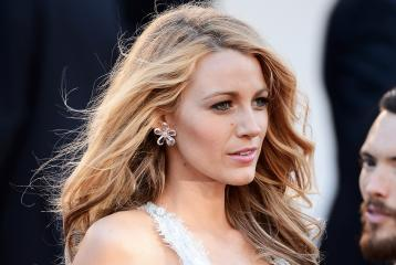 Blake Lively Swears By Mayonnaise For Her Silky Smooth Hair