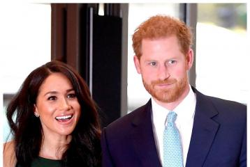 Prince Harry and Meghan Markle's Christmas Card Will Melt Your Heart
