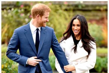 Prince Harry Will Not Allow The Crown to Explore His Life with Meghan Markle