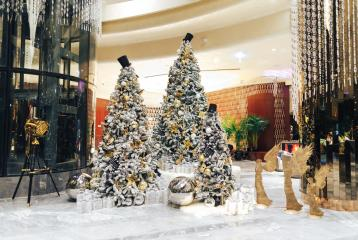 New Year's and Christmas in the UAE: Five Fun Happenings in the City