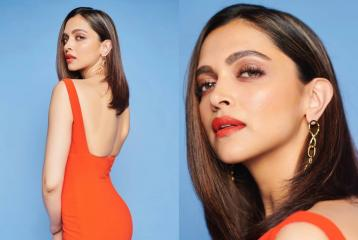 Deepika Padukone's Latest Look is Proof That Bold Hues Are Not Just for Summer