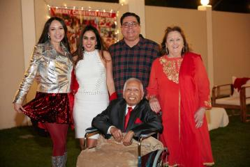 Rajiv Agarwal's Christmas Bash