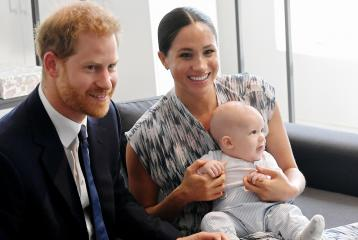 In Pics: Prince Harry and Meghan Markle with Baby Archie Spend Christmas in Canada Amidst Strict Security
