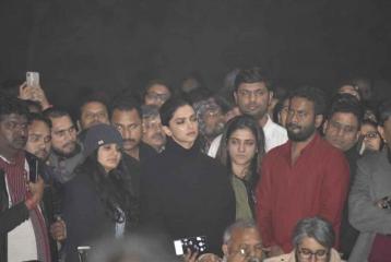 Deepika Padukone's JNU Visit – Will Chhapaak Suffer at the Box office Because of her Stance?
