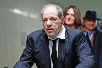 Harvey Weinstein Trial Locks in Five Jurors