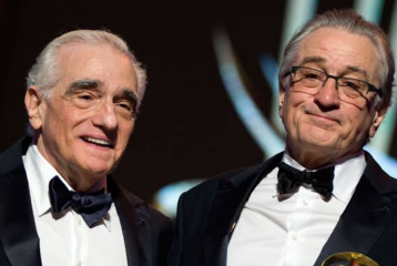 Robert De Niro Talks Friendship with Martin Scorsese