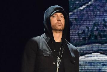 Eminem Slammed for Comparing Himself to Attacker of Ariana Grande's Manchester Concert