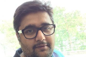 Mahesh Pandey's Vidya Crosses 100 Episodes