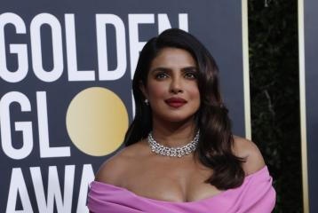 Priyanka Chopra Roots for THIS Kind of World for Women, Children and the Environment