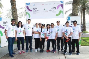 Dubai Walkathon: This February, Walk for Arthritis Along Creek Park