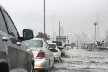 UAE Rainfall: Dubai and Abu Dhabi to Experience Cloudy Weather, Light Showers Again