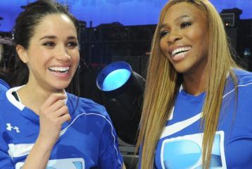 Serena Williams was Asked about Meghan Markle, This is What She Said