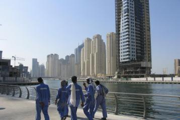 Indian Consulate in Dubai Helps Workers as Companies Face Financial Crisis