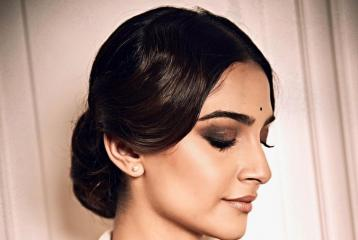 Sonam Kapoor Turns Heads in Fusion Look for Jean Paul Gaultier Show