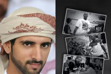 Sheikh Hamdan Pays Tribute to Basketball Legend Kobe Bryant, Says He Carried 'An Inspirational Message'