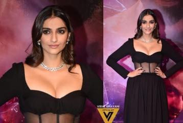 Sonam Kapoor's Latest Look Has the Internet Divided