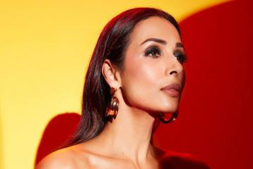 Malaika Arora Poses in a Risqué Ensemble for Latest Look