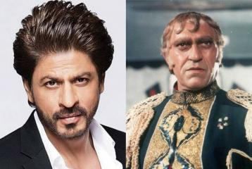 Shah Rukh Khan REFUSES To Play Mogambo from Mr India