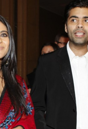 No method to Kajol's madness, she's brilliant: Karan Johar