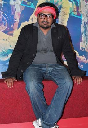 Anurag Kashyap lambasts Sheetal Talwar