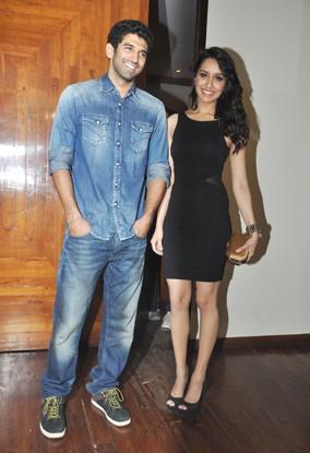 Are Aditya Roy Kapur and Shraddha Kapoor in Love?