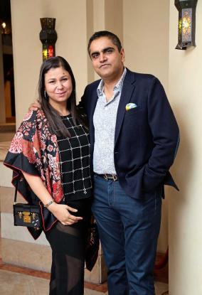 UAE HOMES: Dhiraj and Rima Saluja's Classical Retreat