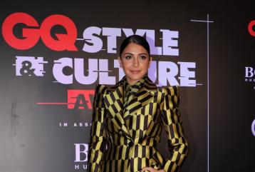 Anushka Sharma, Ranveer Singh, Taapsee Pannu Snapped at GQ Style Awards 2019