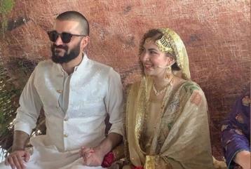 Iqra Aziz To Naimal Khawar: Best Desi Bridal Looks Of 2019