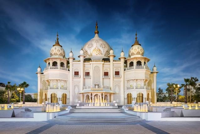 Inside Bollywood Parks Dubai