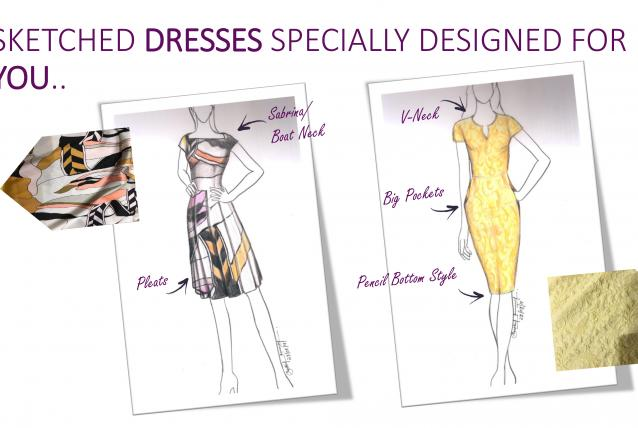 Create Your Perfect Outfit in 4 Steps with The Custom Shop