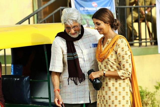 Guess What? Shweta Bachchan Will Now Make her Acting Debut… Opposite Dad Amitabh!