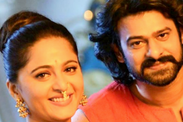 Pictures That Prove Prabhas and Anushka Shetty's Chemistry