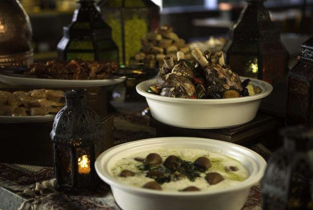 Iftar Review: Ballaro Restaurant at Conrad Dubai