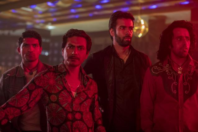 A Day on the Sets of Netflix's Sacred Games