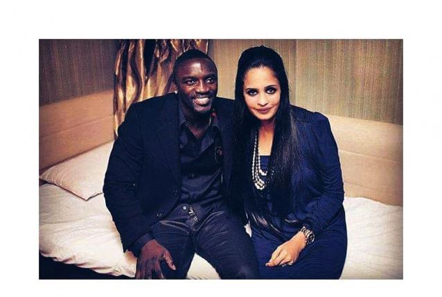Jashoda and Akon
