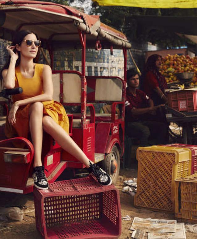 The Adventures of Jimmy Choo's IT-Girls