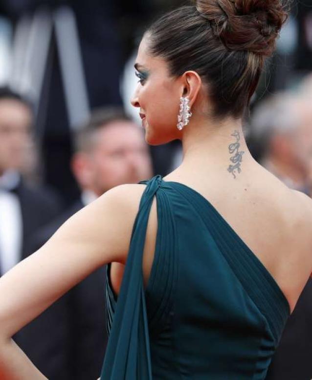 Did Deepika Padukone Get Her Ranbir Kapoor Tattoo Removed? No!