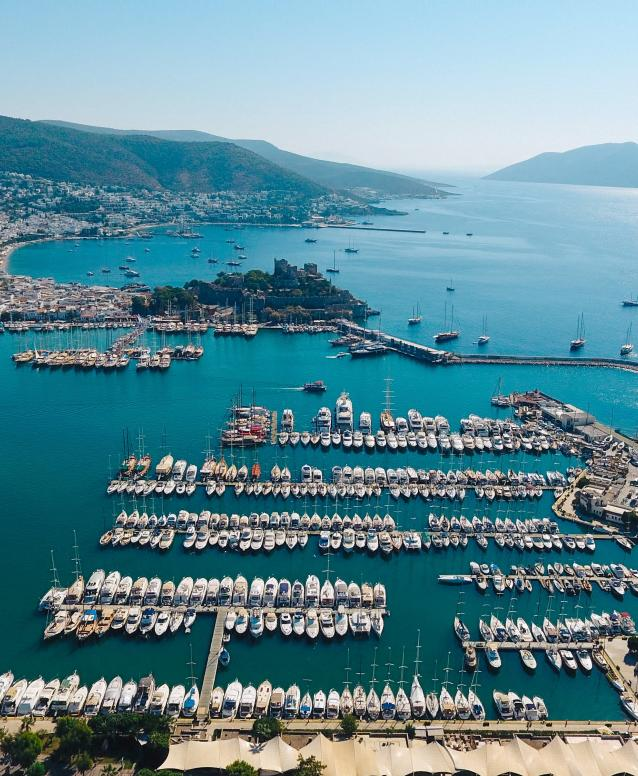 Eid 2018 Travel Special: Discover the Beautiful, Chic and Relaxed Bodrum, Turkey
